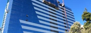 Placo do Brasil forneceu placas de drywall que ajudaram a garantir a certificação internacional ao Eurobusiness, edifício comercial construído em Curitiba (PR)