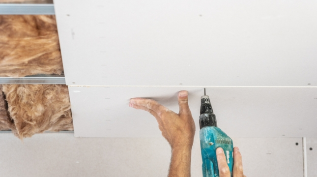 Acessórios de drywall