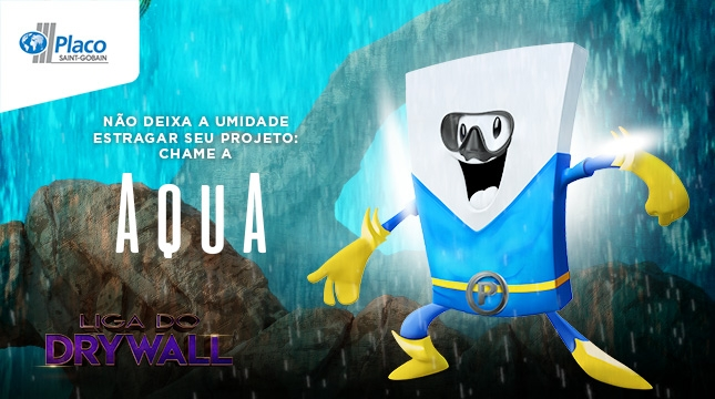 Aqua - Liga do Drywall