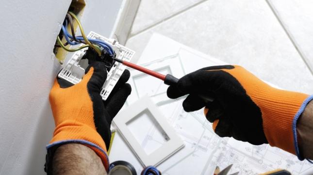 Instalação elétrica e hidráulica em drywall