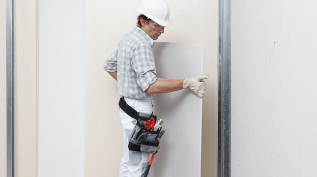Entenda como o drywall ajuda a reduzir os custos da obra
