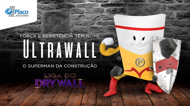 Ultrawall - Liga do Drywall
