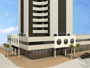 Edifício residencial de alto padrão recebe produtos Placo
